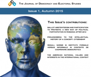 The Journal of Democracy and Electoral Studies